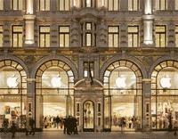 Apple in Regent Street