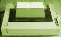 Panasonic KXP1081 DM Printer