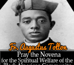 Novena for the Spiritual Welfare of the Black American Community
