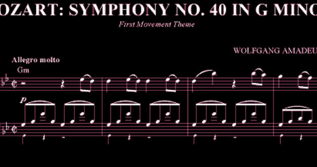 The Mass and Symphony Orchestra Periodic Phrasing