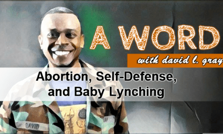 Abortion, Self-Defense, and Baby Lynching