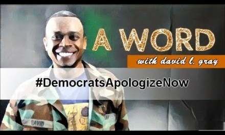 #DemocratsApologizeNow