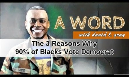 The 3 Reasons Why 90% of Blacks Always Vote Democrat
