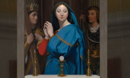 The Immaculate Conception as Taught Through the Mass