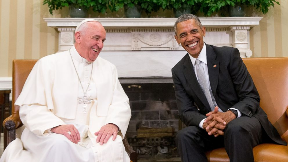 Pope Francis, Barak Obama & the Rise of the Beta Male