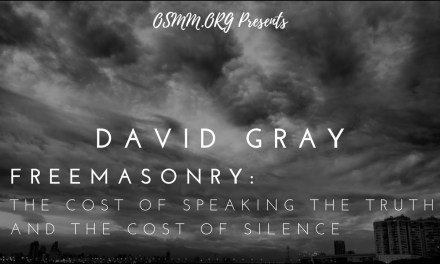 Freemasonry – The Cost of Not Speaking the Truth