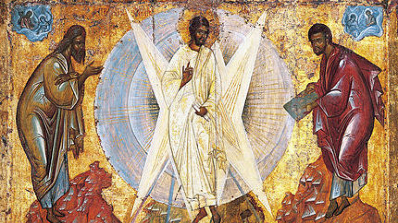 The Biblical Teaching on Consolations (The Transfiguration)