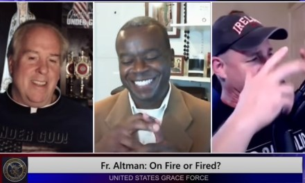 Father Altman: On Fire or Fired?