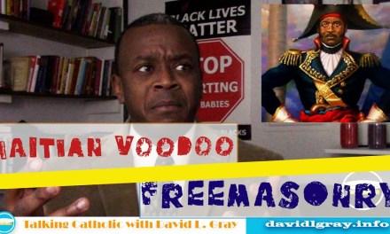 Haitian Voodoo Freemasonry in the Grenada Catholic Church
