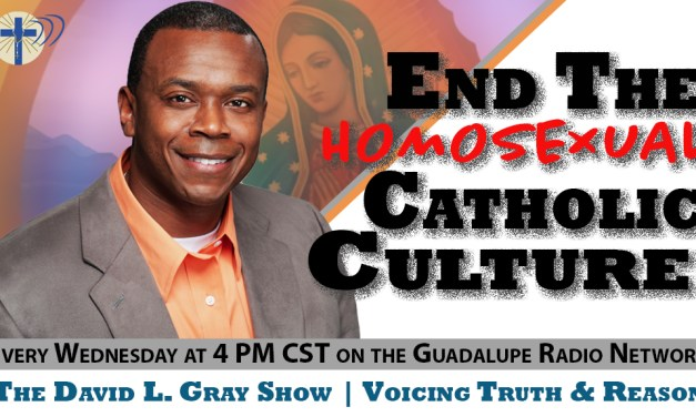 Voicing Truth and Reason – Episode 21 (On the Gay Catholic Culture / Catholic Convert William Hemsworth)