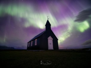 aurora iglesia negra luminar-Editar