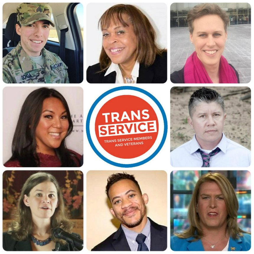 Transgender Service Members and Veterans