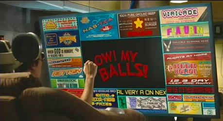 Idiocracy-Ow My Balls
