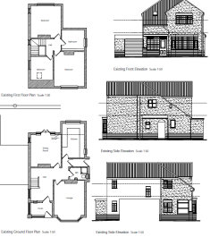 Architects Belper Architects Duffield New House Plans