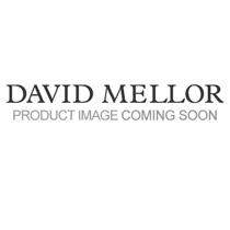 Porcelain Square Plate, 22cm