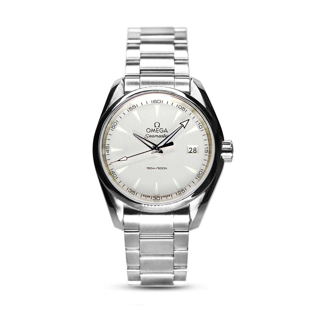 Omega Seamaster Stainless Steel Mens Watch Watches From