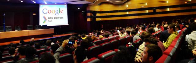 El Google #DevFestSur desde el punto de vista de los organizadores