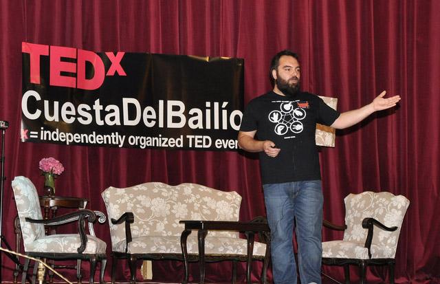 «El internet de las personas», mi charla en TEDx