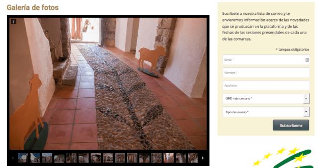 ejemplo utilizacion slickr flickr