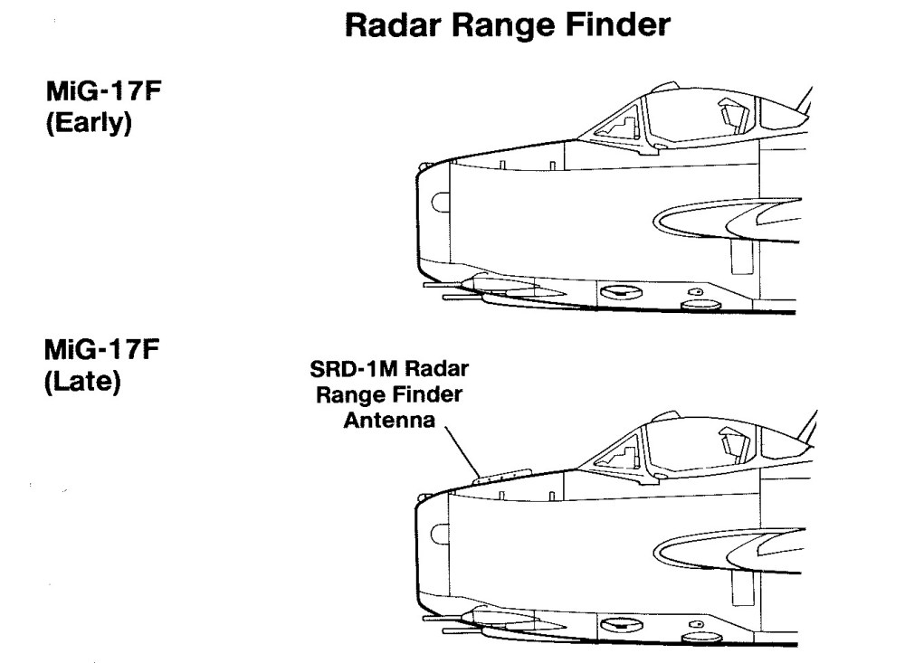 MiG-17 Research help (2/6)