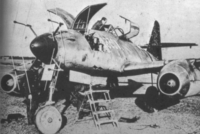 Me-262 Night Fighter
