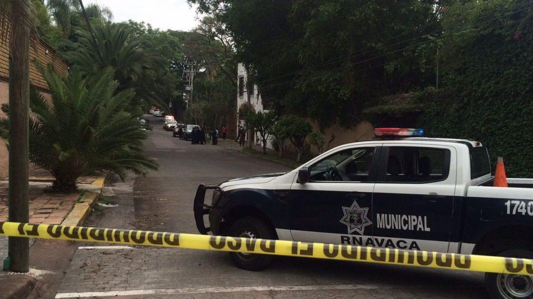 Policía frustra asalto y resulta herido a metros de casa de Gobierno