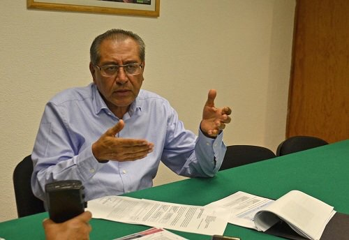 "Delegado de SCT ""planta"" a autoridades de Morelos"