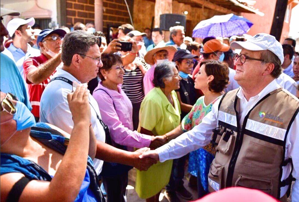 Reportan 5370 viviendas con pérdida total en Morelos