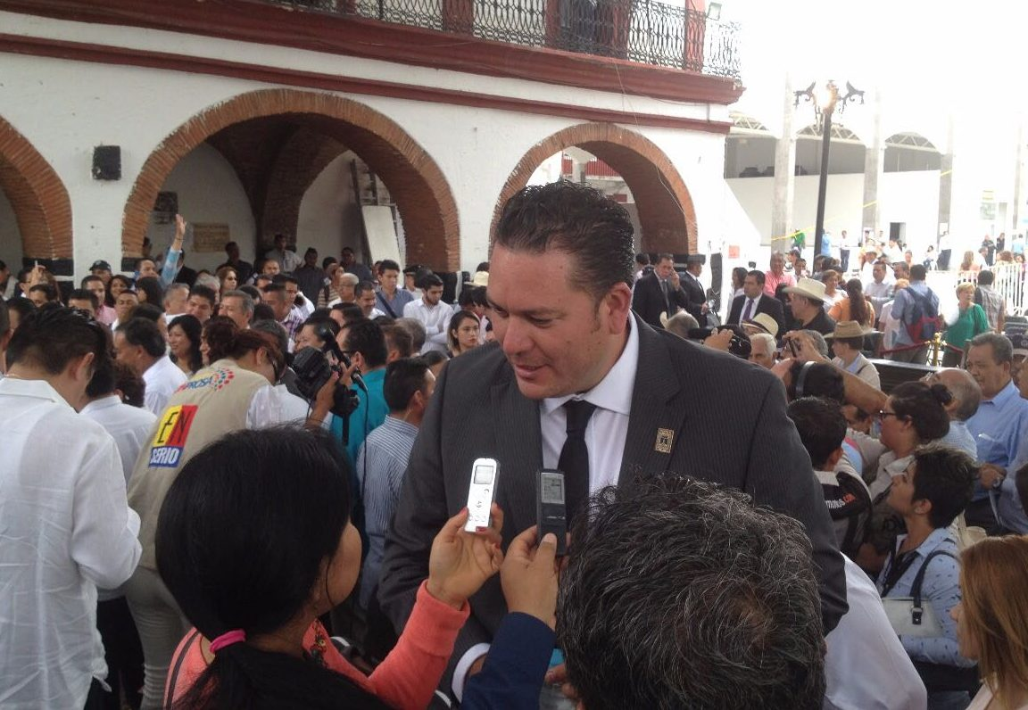 Reitera Yáñez compromiso con la UAEM