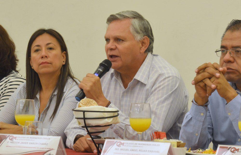Nombramiento de Hugo Erick, no es definitivo: García Chávez