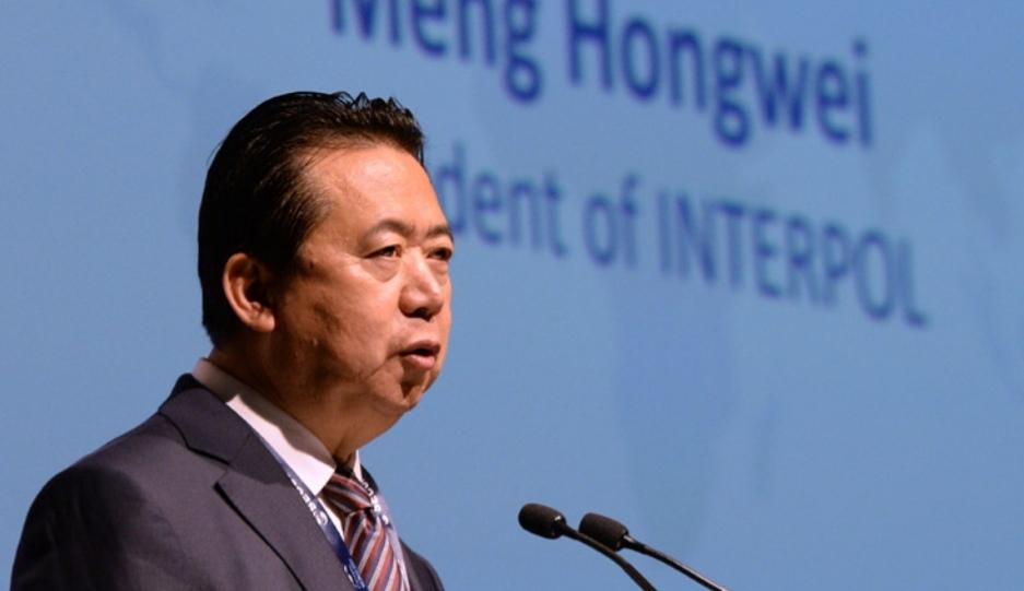 Resultado de imagen para Grace Meng esposa presidente interpol