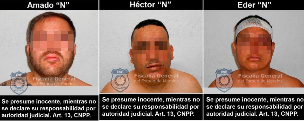 Detienen a tres hombres por el delito de homicidio calificado del policía de Burgos