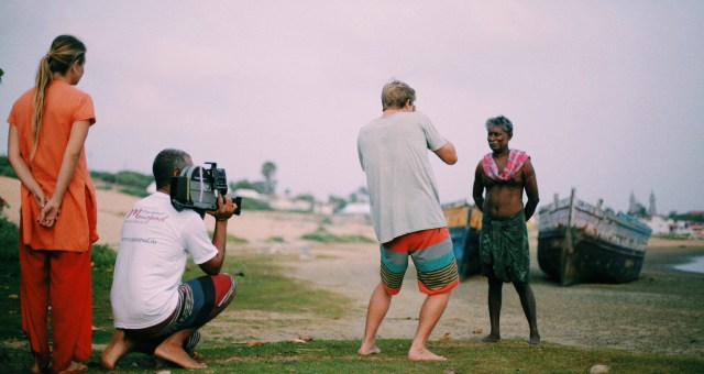 Mujeres & surf en la India