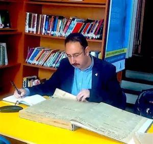 """Joel Avilez 2 300x283 - Los Vilos se prepara para el lanzamiento de la obra historiográfica """"Casuto: El Dorado Vileño"""""""