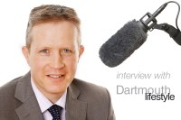 David Oliver Interview with Dartmouth Lifestyle magazine