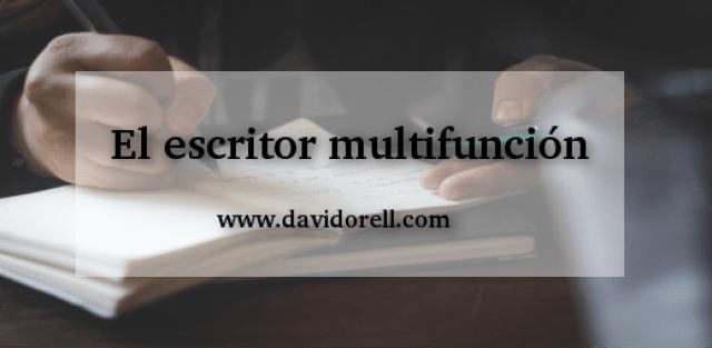 Escritor Multifunción