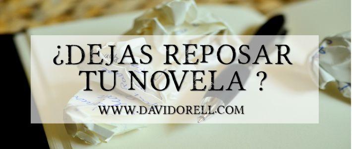 reposar la novela