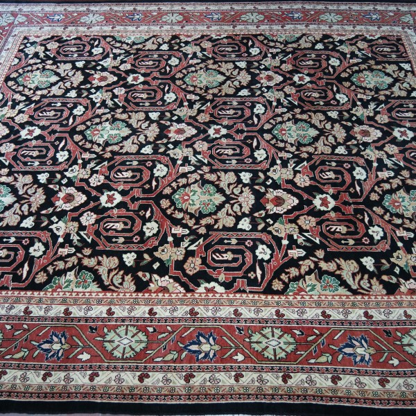 Oriental Rugs Houston: 12.10 X 15.3 Persian Sultanabad L11-4315