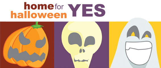 Home for Halloween - Public Safety Campaign