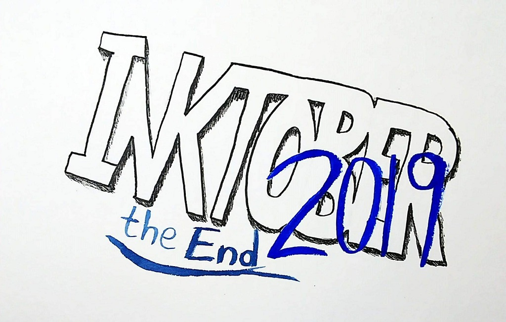 Inktober 2019 – The End
