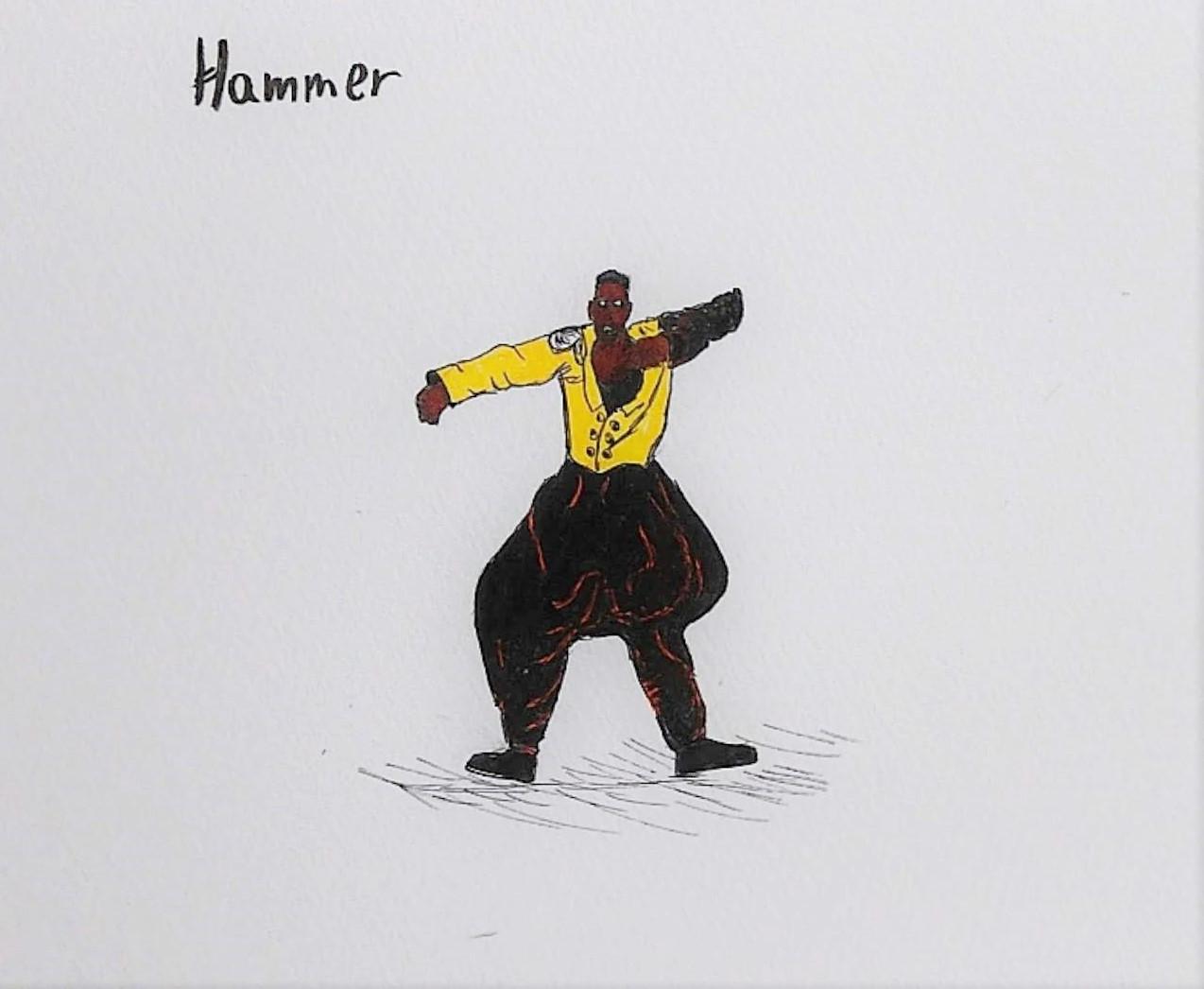 Hammer (Inktober 52 – Week 6)
