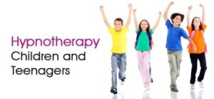 Children are very susceptible to Hypnotherapy