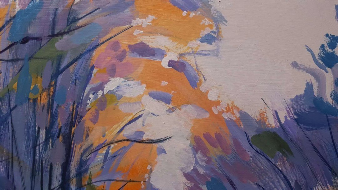 Winter twilight detail 03