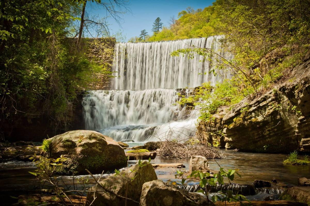 Mirror Lake Falls