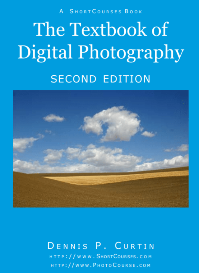 Textbook of Digital Photography