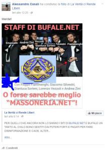 """Alessandro Casali: """"Merde"""""""