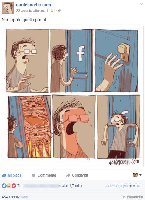 """""""Non aprite quella porta!"""""""