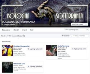 Il gruppo Facebook rubato da Shitstorm