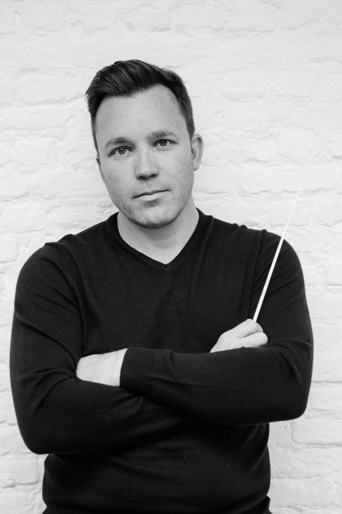 David Ramael, Belgian orchestra conductor