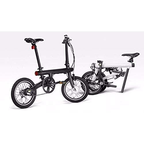 QICYCLE TDR01Z Folding Moped Electric Bike Review